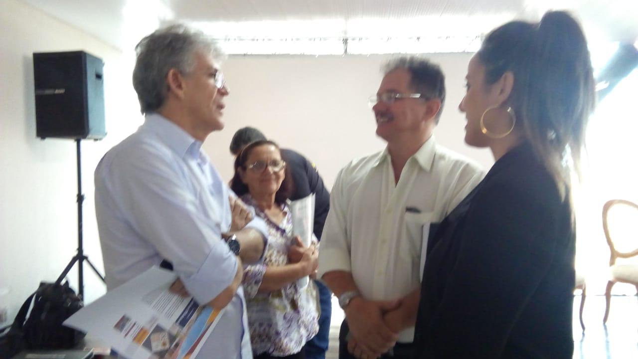 Comissão de Defesa do Idoso da OAB-PB discute parcerias com o governo do Estado