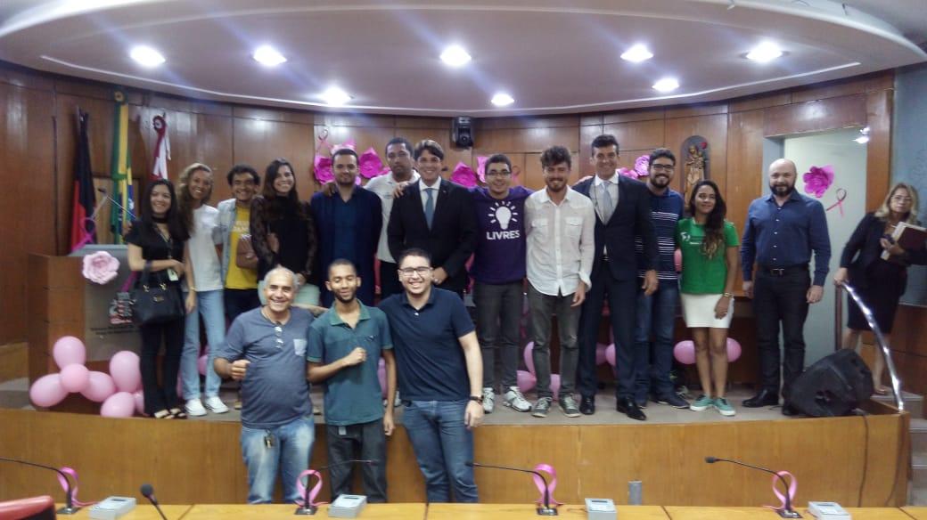 Comissão de Direito Ambiental da OAB-PB discute na Câmara Municipal de João Pessoa uso de canudos biodegradáveis