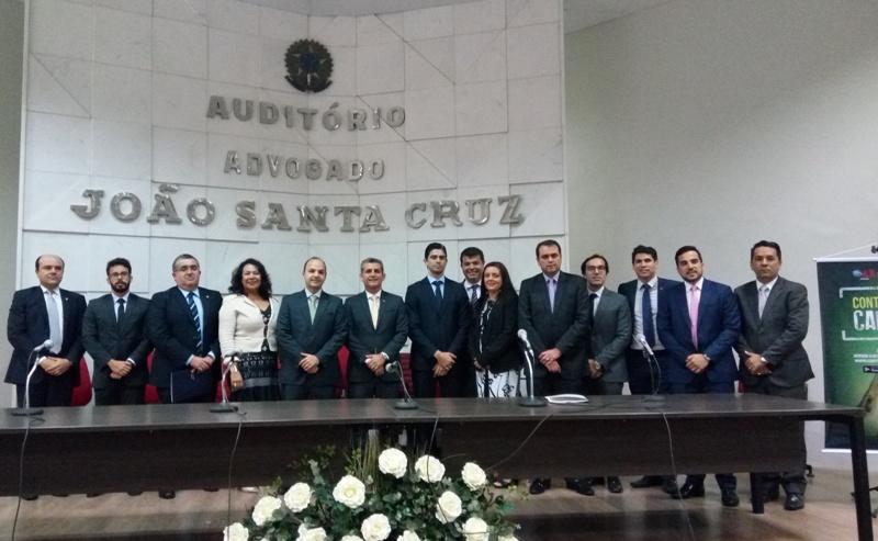 OAB-PB lança Comitê de combate ao Caixa 2 nas eleições estaduais da Paraíba