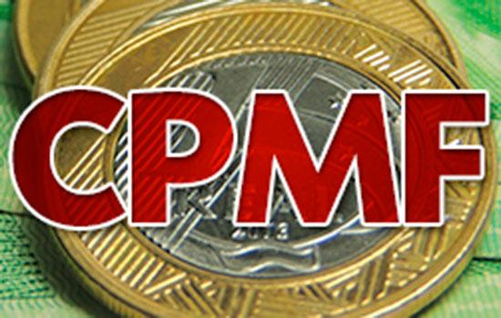 ''Não à CPMF''
