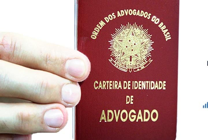 OAB-PB realizará solenidade de entrega de carteiras virtual na próxima segunda; confira nomes