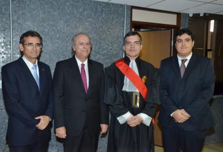 Secretário Geral da OAB-PB participa de solenidade de posse no TRT
