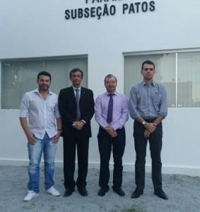 Secretário Geral da OAB-PB visita Subseções no interior do Estado