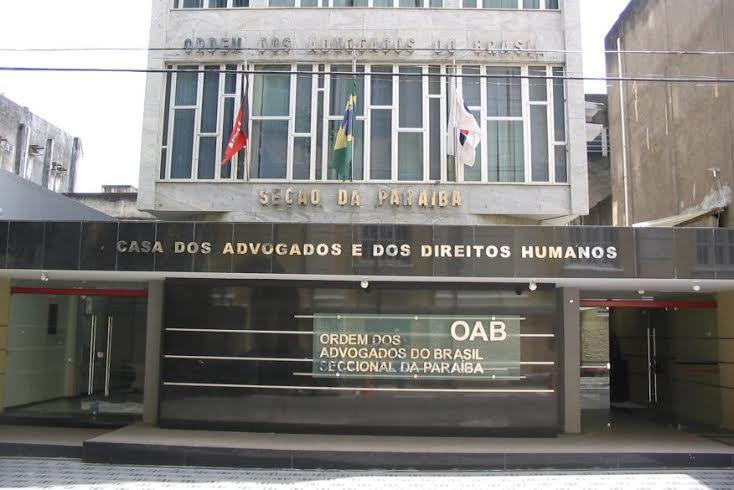 OAB-PB não terá expediente da próxima sexta-feira (27) em virtude do feriado de 'Corpus Christi'