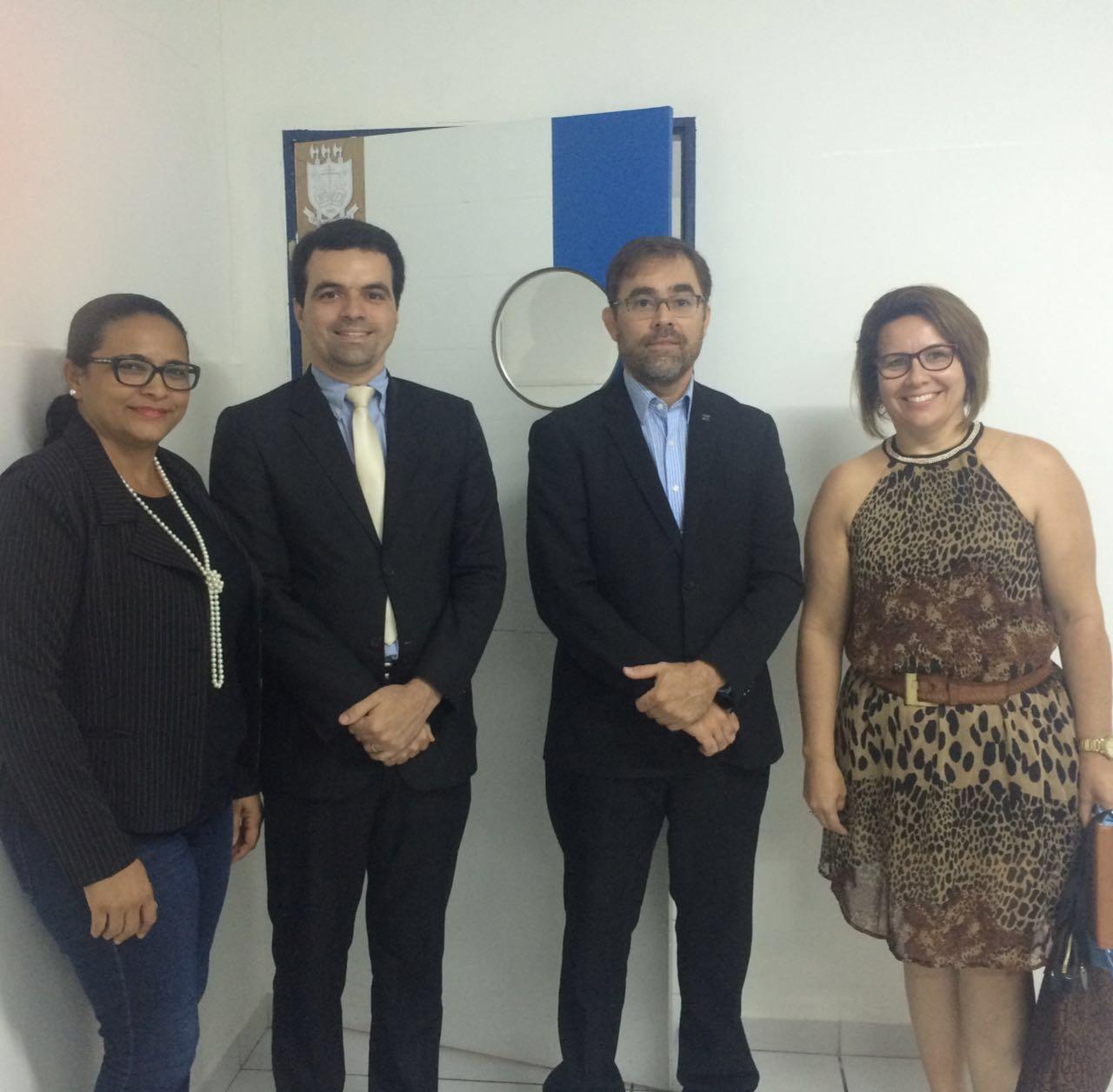 Comissão de Prerrogativas solicita melhorias no funcionamento do 5º juizado Especial de JP