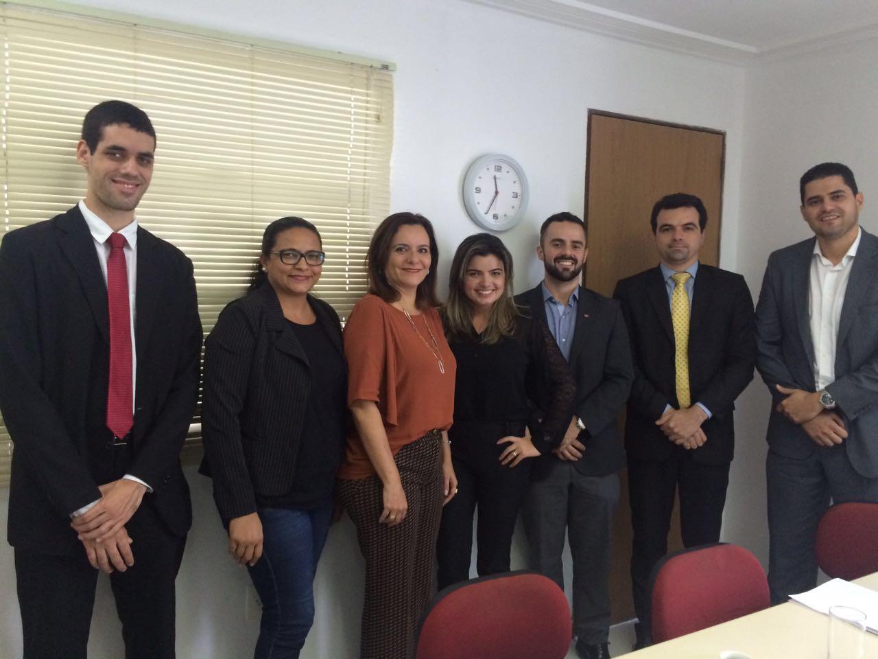 Comissões da OAB-PB solicitam melhorias no 4°Juizado Especial Cível de João Pessoa