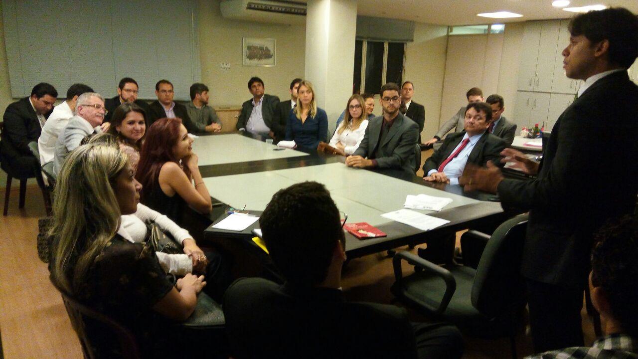 Comissão da OAB-PB une advogados e contadores para elaborar Código do Contribuinte do Estado da Paraíba