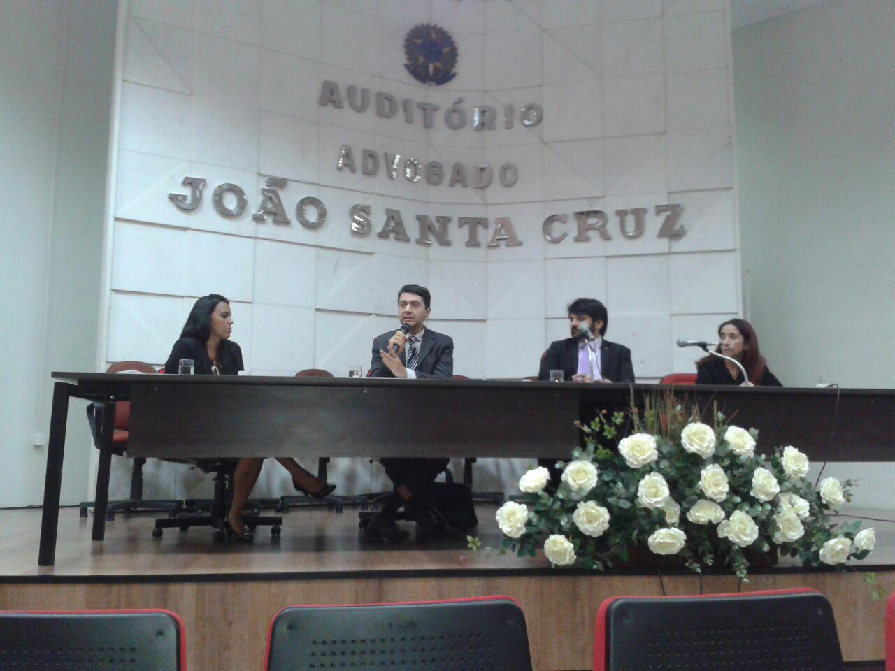 Comissão de Direitos Humanos da OAB-PB debate sobre Exploração Sexual de Crianças e Adolescentes