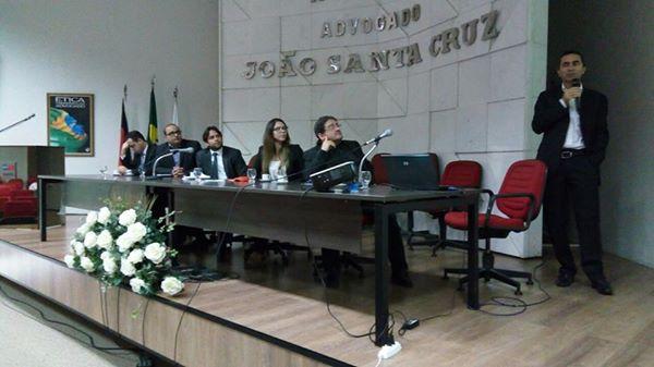 Comissão da OAB-PB realiza palestra sobre Geração Distribuída a partir de Fontes Renováveis de Energia
