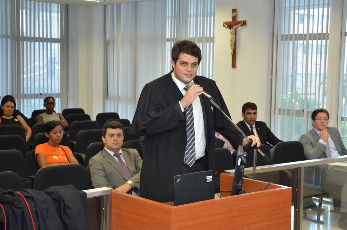 Comissão do Jovem Advogado da OAB-PB elogia desembargadores da Câmara Criminal do TJPB