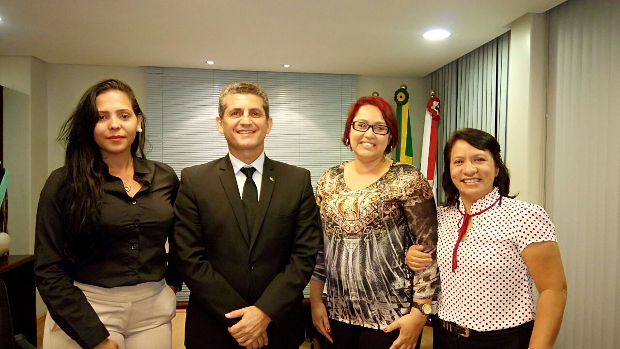 Comissão de Combate a Violência e Impunidade contra a mulher discute parcerias com a UFPB