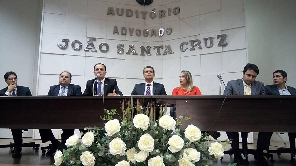 OAB-PB discute em audiência pública a implantação dos Cartórios unificados em JP e CG