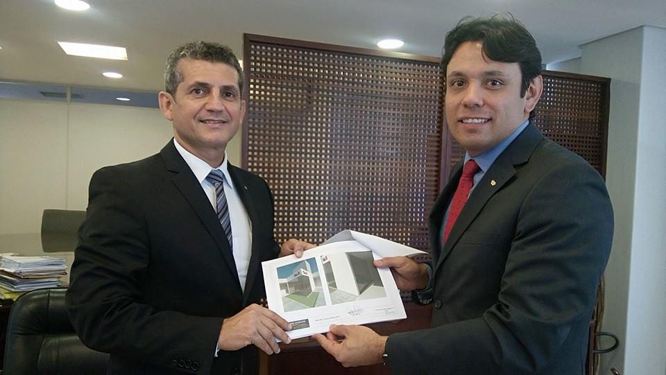 Reivindicação da Subseção de Cajazeiras é atendida pelo presidente Paulo Maia