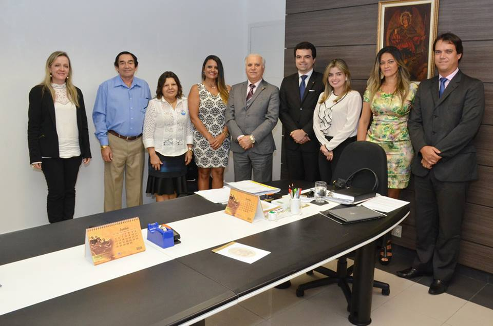 Presidente de Comissão da OAB-PB participa de reunião no TJPB sobre elevação da comarca de Caaporã