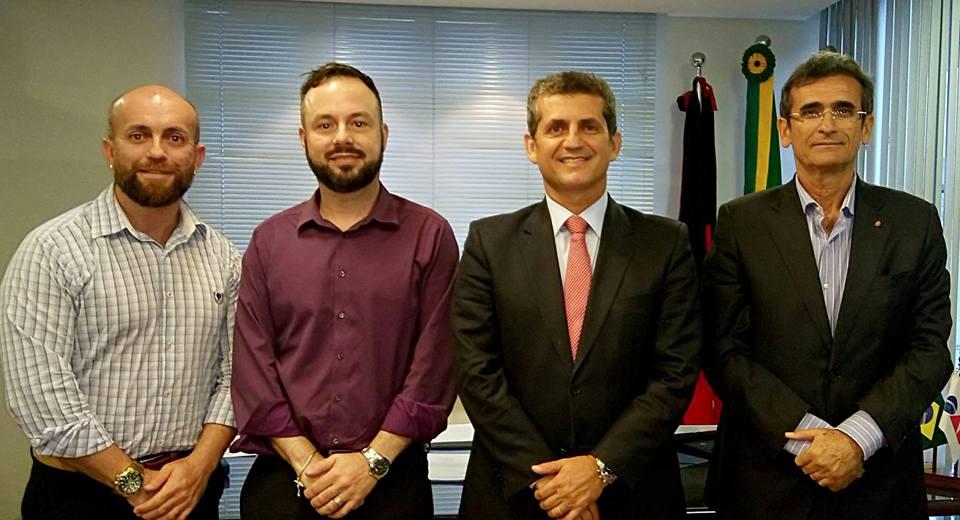 OAB-PB firma parceria com o Ministério Público do Trabalho da Paraíba