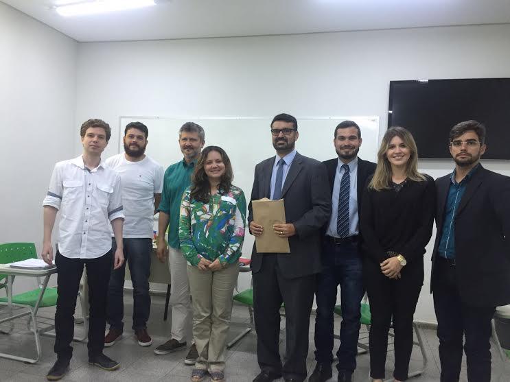 OAB-PB discute com professores do IFPB curso técnico de serviços jurídicos do campus de Cabedelo