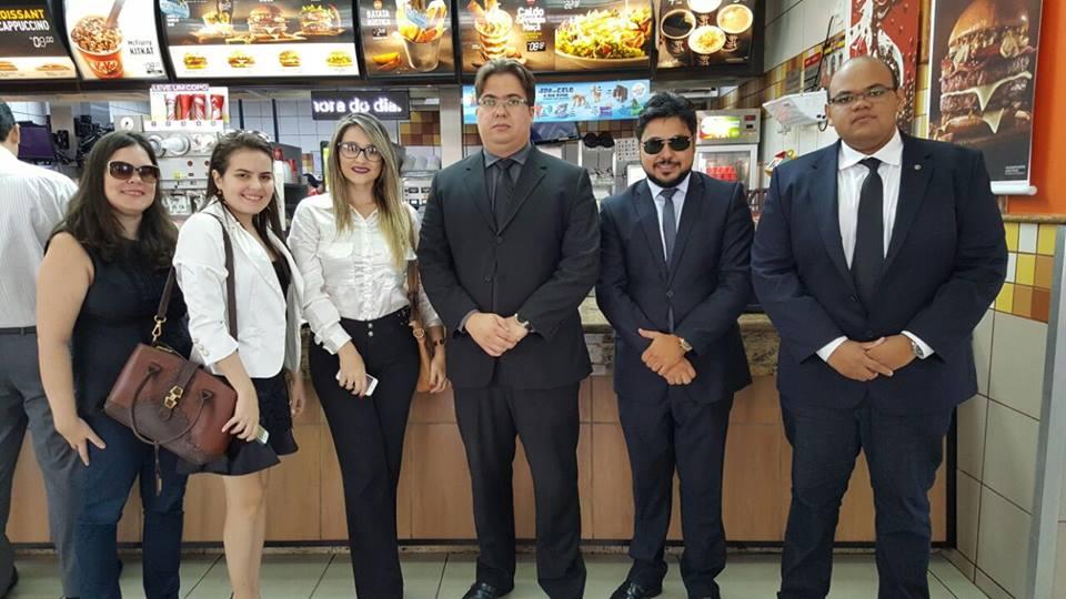 Comissão de Defesa do Consumidor da OAB-PB realiza fiscalização em empresas de fast-food da capital