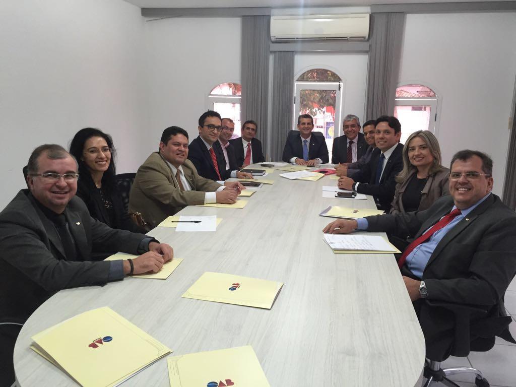 OAB-PB solicita ao TJPB nomeação de juízes para comarcas há três anos com cargo vago