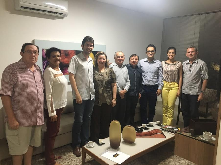 Academia de Letras de Pombal cede prédio para sediar Subseção da OAB na cidade