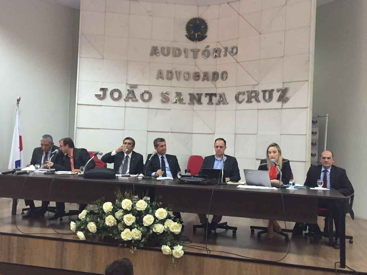 OAB-PB amplia desconto de 50% para anuidade da jovem advocacia e sociedade de advogados