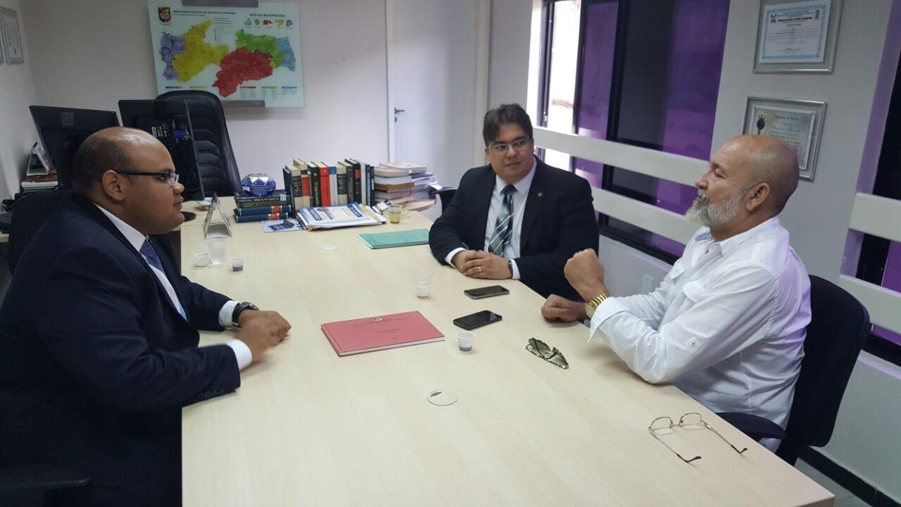 Comissão de Defesa do Consumidor da OAB-PB discute parcerias com MP-Procon