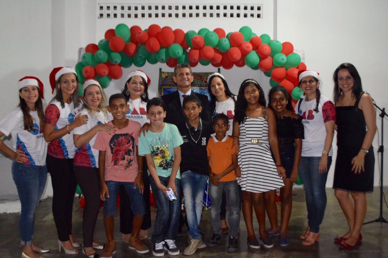 Comissão de Ação Social da OAB-PB entrega doações da Campanha Natal Mais Feliz