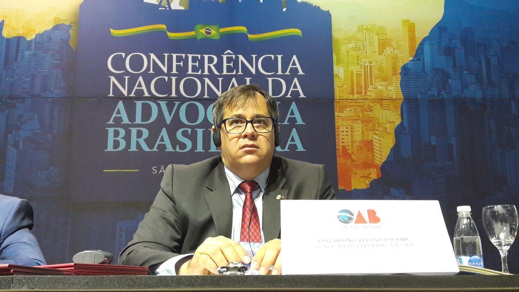 Conferência Nacional da Advocacia debate os caminhos para uma reforma administrativa