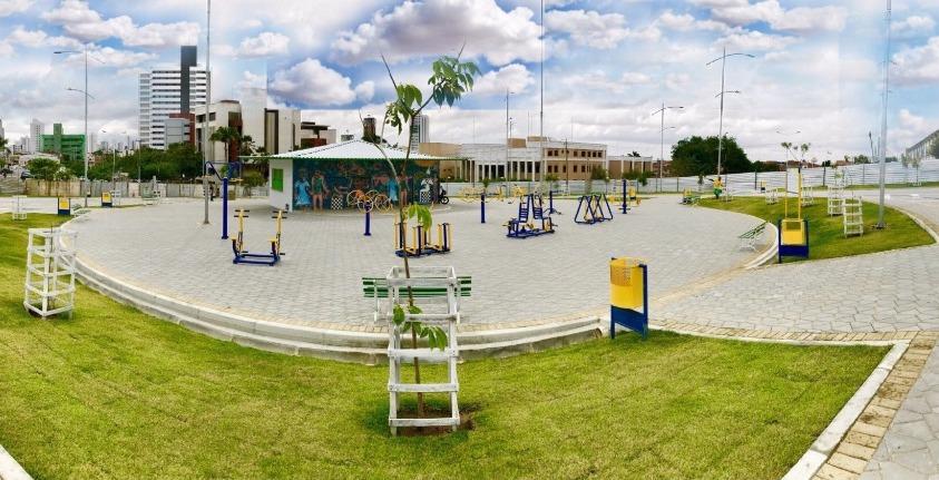 Prefeitura de Campina Grande inaugura espaço com 200 vagas de estacionamento que beneficiará advogados