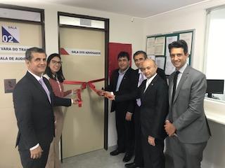 OAB-PB inaugura nova Sala da Advocacia do Fórum Trabalhista de Santa Rita