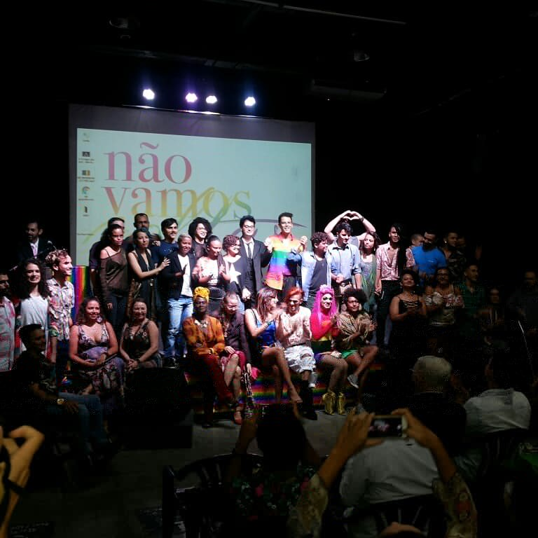 Comissão de Diversidade Sexual da OAB-PB participa do lançamento de campanha contra a homofobia