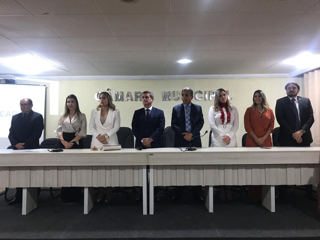 OAB-PB inaugura sede e empossa nova diretoria da Subseção do Cariri
