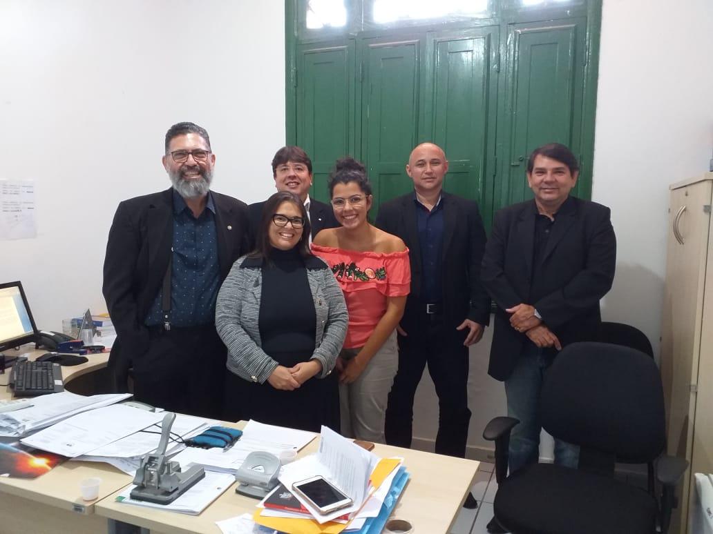 Comissão da OAB-PB e Defensoria Pública discutem políticas públicas em prol das pessoas com TEA
