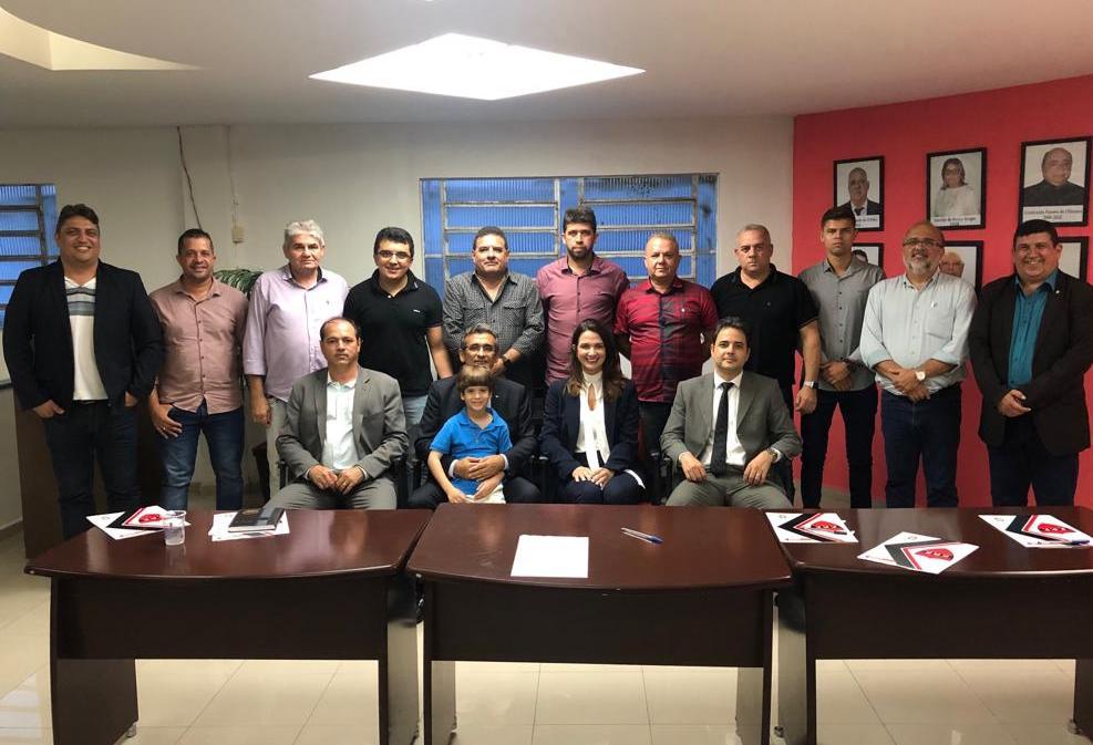 CAA e FPF firmam parceria e advogados terão 50% de desconto em ingressos do Campeonato Paraibano de Futebol