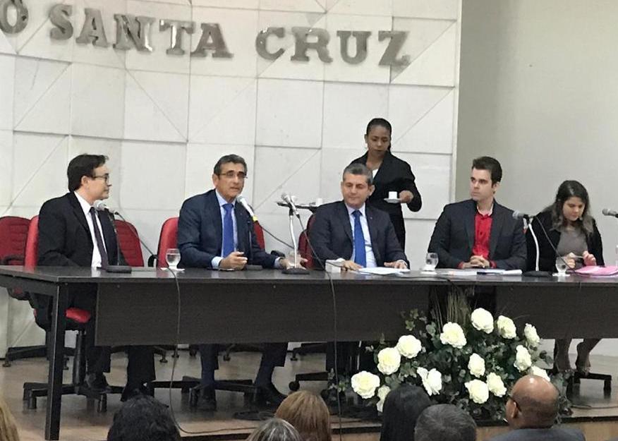 Conselho Pleno da OAB-PB aprova voto de aplauso ao presidente da CAA-PB Assis Almeida