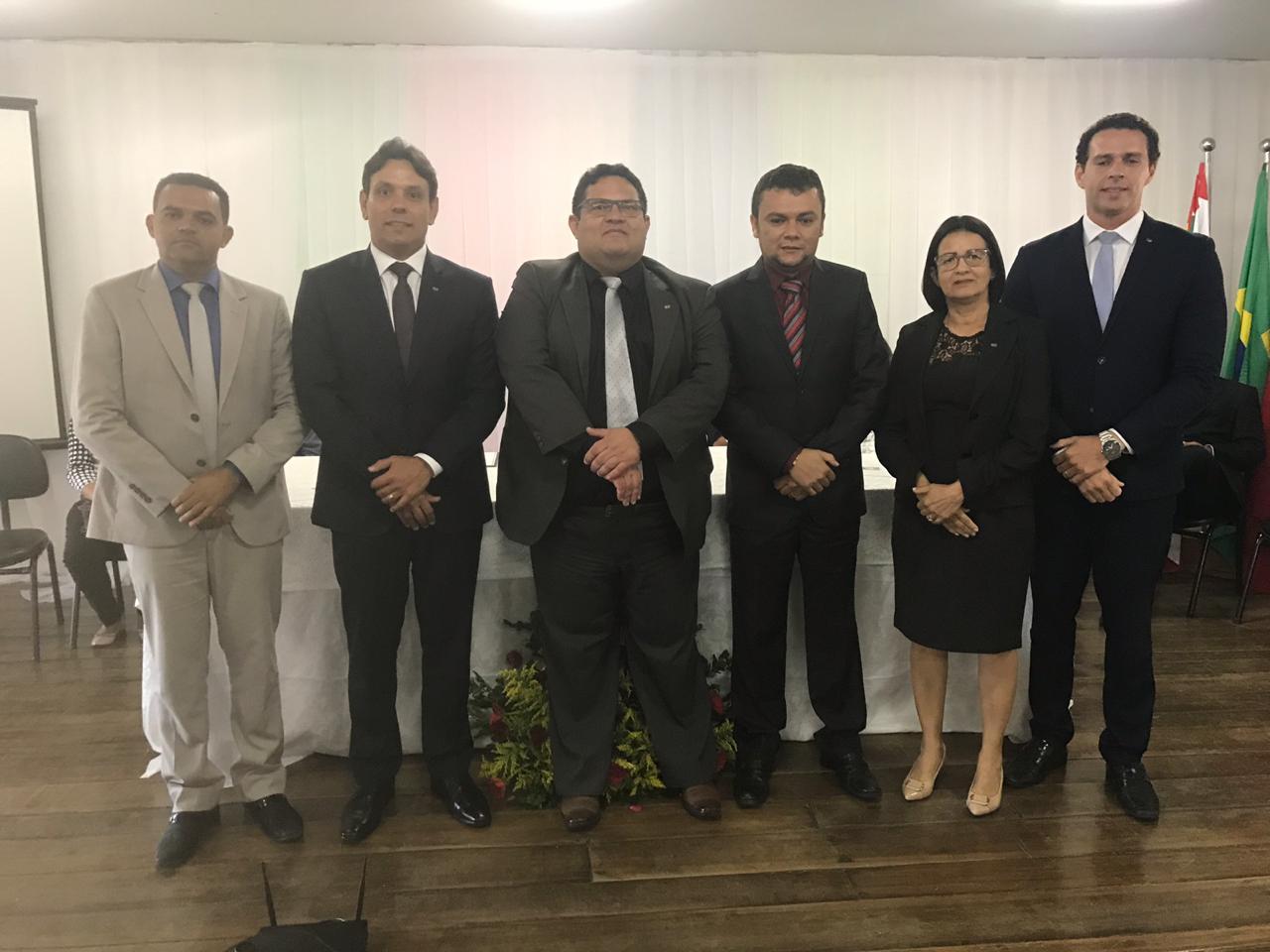 OAB empossa nova diretoria da Subseção de Catolé do Rocha para o triênio 2019/2021