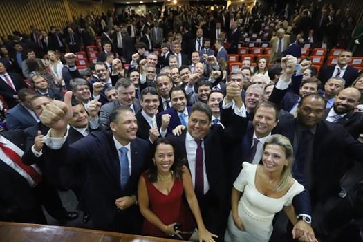 Felipe Santa Cruz é eleito presidente nacional da OAB