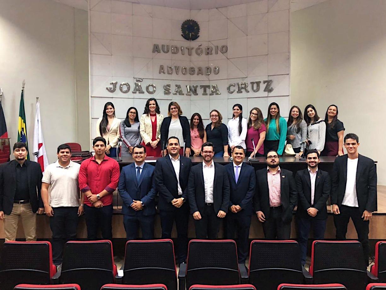 Comissão da Jovem Advocacia da OAB-PB realiza reunião e discute início das atividades
