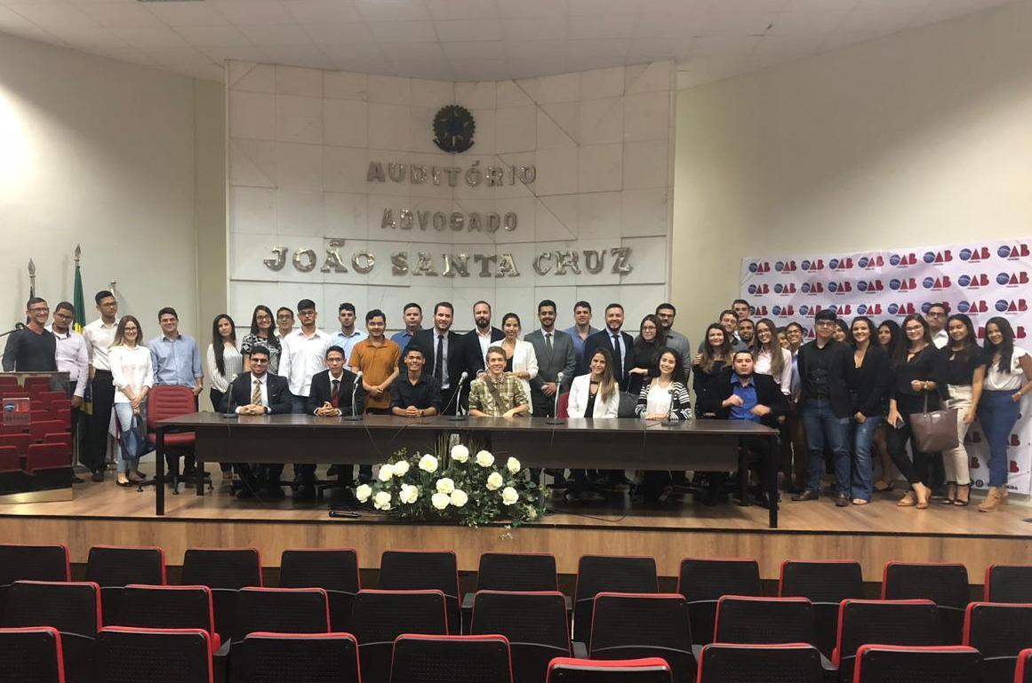 Núcleo de Apoio ao Estagiário da OAB-PB define estratégias de ação para o triênio 2019/2021
