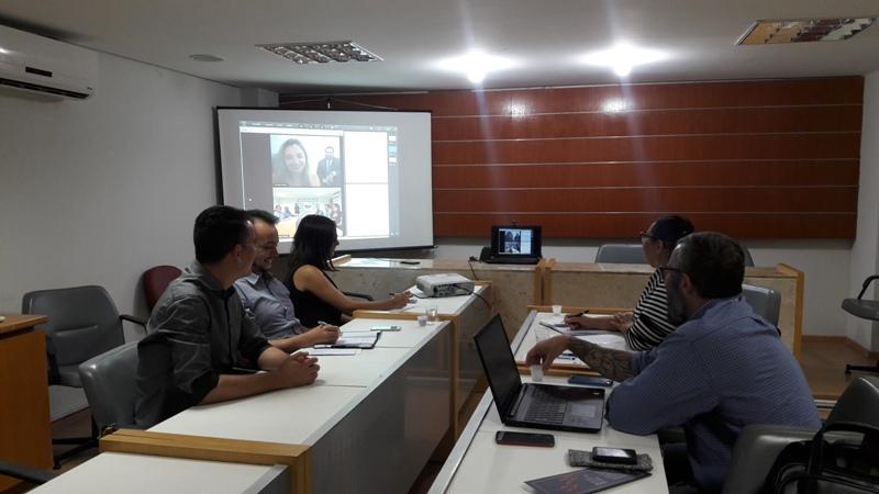 OAB-PB, CAA e ESA se reúnem e definem atividades para comemorar o Mês da Mulher