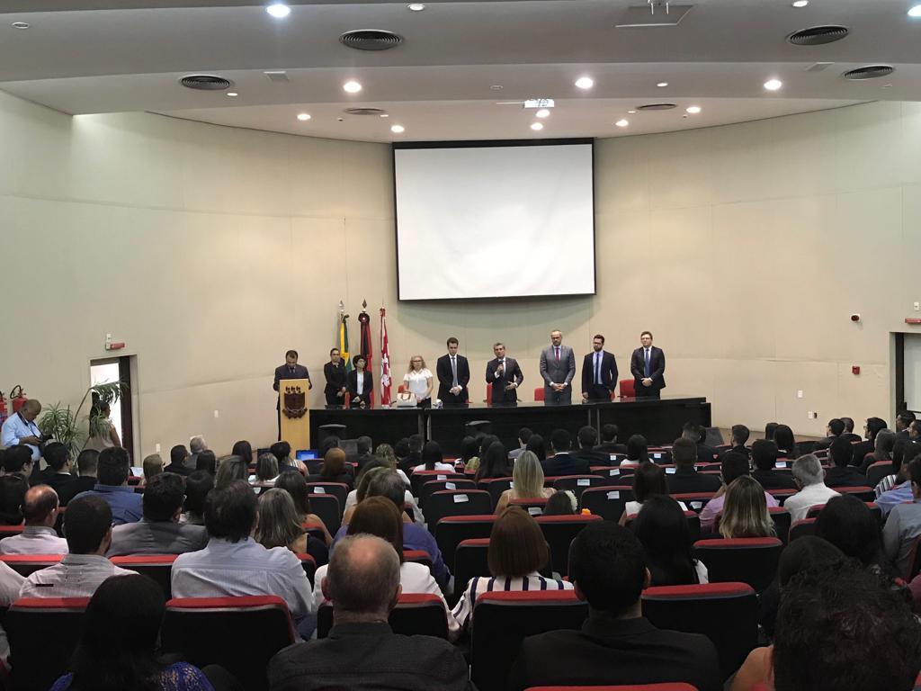 OAB-PB entrega carteiras a novos advogados e estagiários; veja fotos