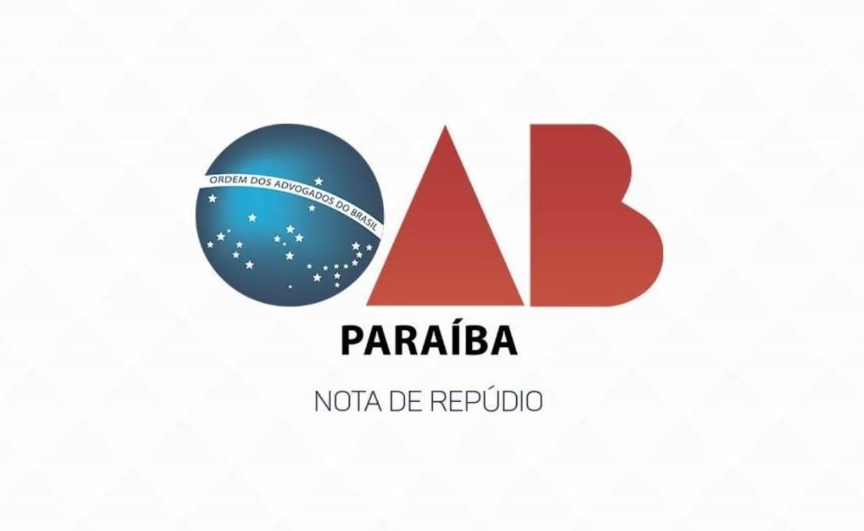 Em nota, OAB-PB repudia apresentador Cacá Barbosa por agressões à advogada