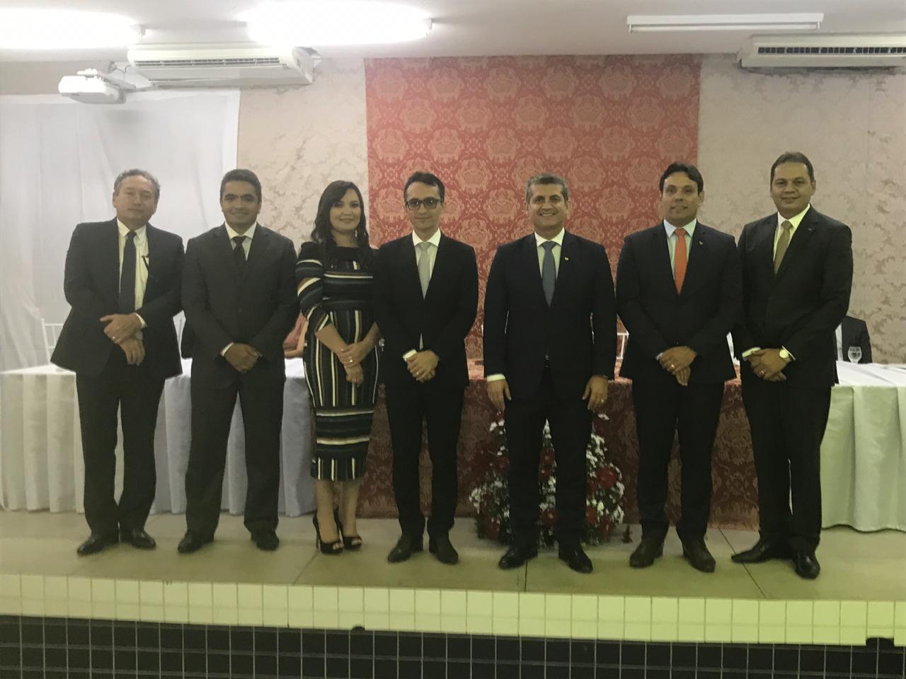OAB empossa nova diretoria da Subseção de Pombal
