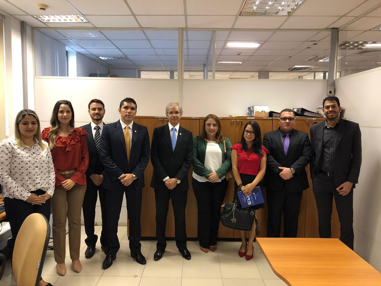Comissão da OAB-PB discute melhorias na prestação jurisdicional com  juiz 1º JEC da Capital