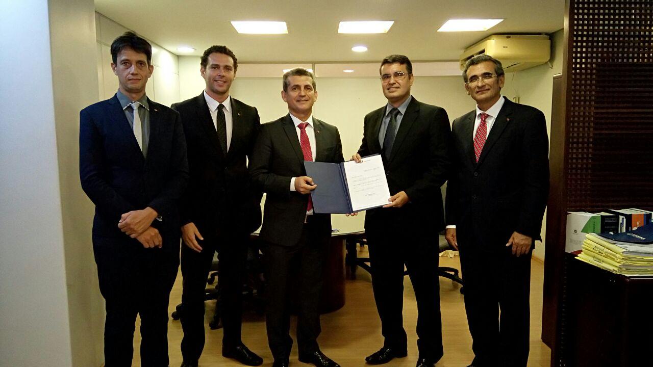 Otto Cruz assume coordenação de curso de Direito no Ceará e deixa comando da Nova ESA