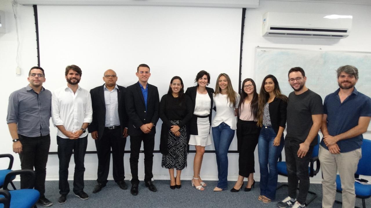 OAB-PB e Fundação PaqTcPB discutem parceria para criação de incubadora jurídica
