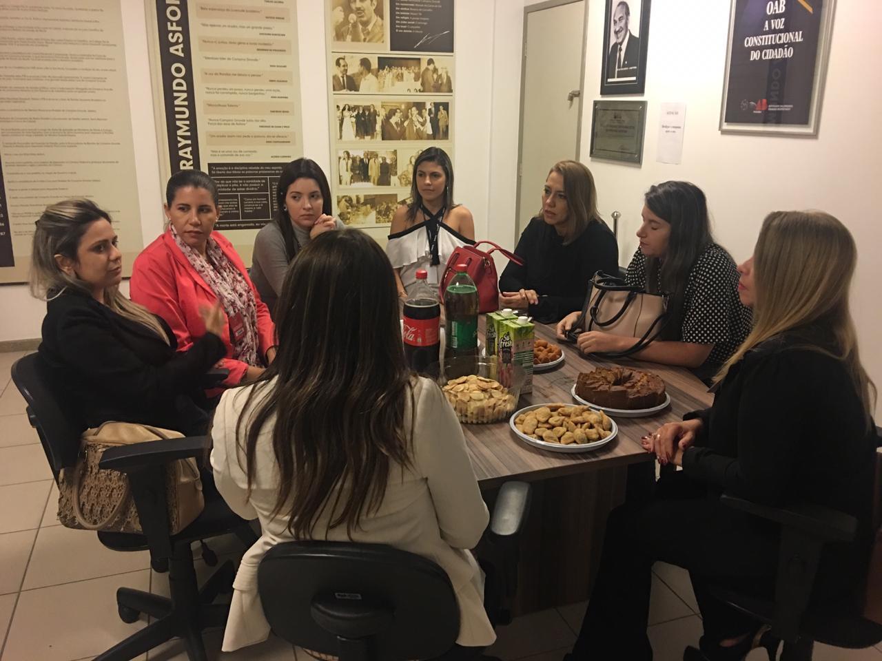 Mês da Mulher: OAB-PB realiza lanche da tarde no Fórum Criminal