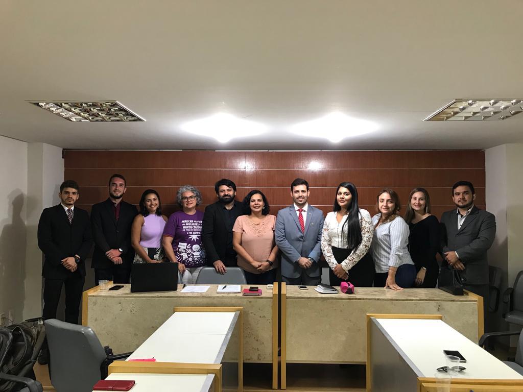 Comissão de Direitos Humanos da OAB-PB se reúne e discute atividades do segundo trimestre