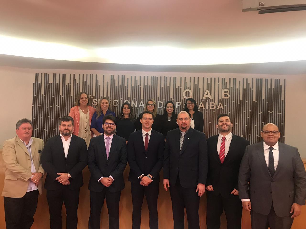 Segunda Câmara da OAB-PB inicia reuniões e discute processos