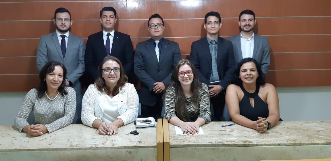 Comissão de Advocacia Pro Bono firma parcerias para atender população carente da Paraíba