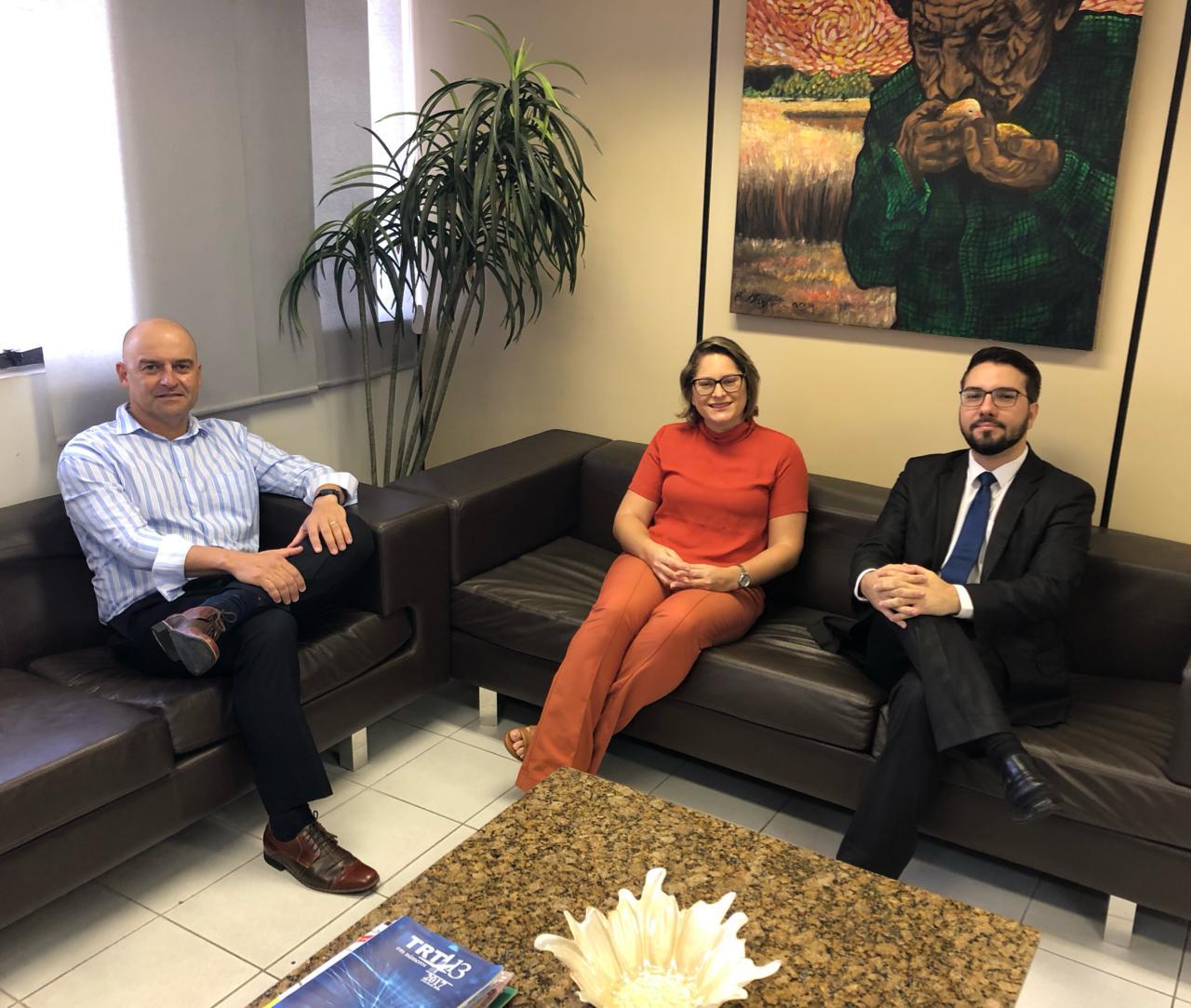 Comissão de Justiça do Trabalho discute expedição de alvarás eletrônicos na Corregedoria do TRT
